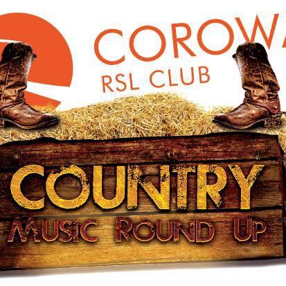 Corowa RSL Country Music Round Up