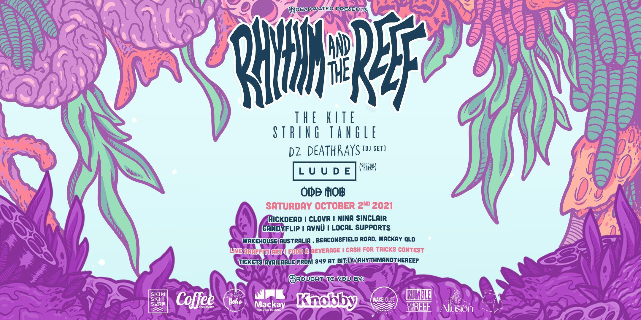 Rhythm & The Reef 2021